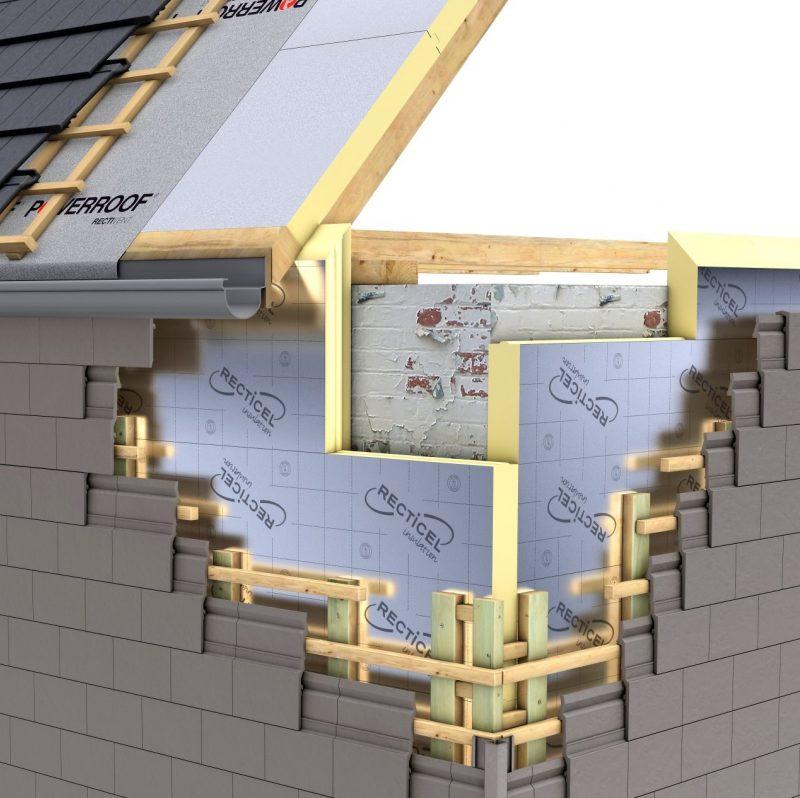 Recticel Insulation Powerwall